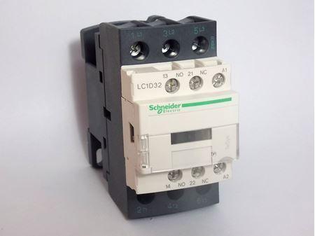 Obrazek dla kategorii Styczniki Schneider Electric