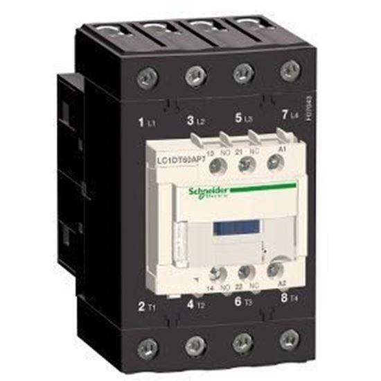 LC1DT60AP7 Schneider Electric, stycznik 4 polowy (4NO), AC3 32A, 230V AC
